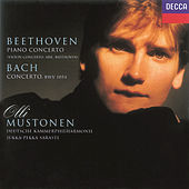 Play & Download Bach, J.S.: Violin Concerto in E/Beethoven: Violin Concerto (transcribed for keyboard) by Olli Mustonen | Napster