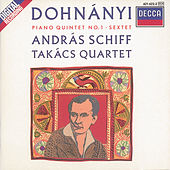 Play & Download Dohnányi: Piano Quintet/Piano Sextet by András Schiff | Napster