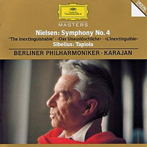 Play & Download Nielsen: Symphony No.4 'The Inextinguishable'/ Sibelius: Tapiola, Op. 112 by Berliner Philharmoniker | Napster