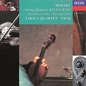 Play & Download Mozart: String Quintet Nos. 2 & 3, K.515 & K.516 by Takács Quartet | Napster