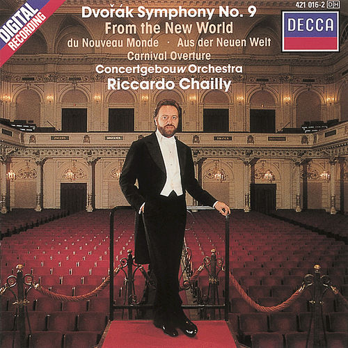 Play & Download Dvorák: Symphony No.9 (