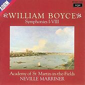 Boyce: Symphonies Nos. 1-8 by Various Artists