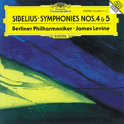Play & Download Sibelius: Symphonies Nos. 4 & 5 by Berliner Philharmoniker | Napster