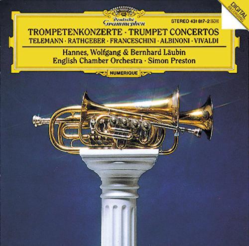 Play & Download Trompetenkonzerte by Hannes Läubin | Napster