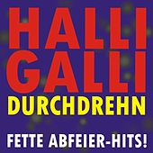 Halli Galli durchdrehn! Fette Abfeier-Hits! by Various Artists