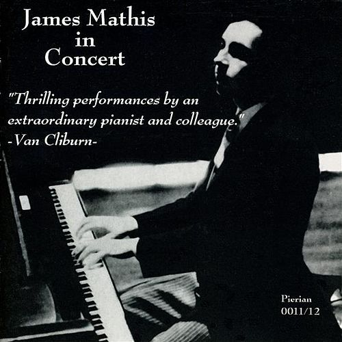 James Mathis in Concert (1962-1963) by Various Artists