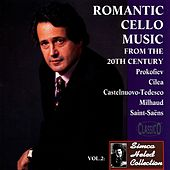 Romantic Cello Music from the 20th Century by Various Artists