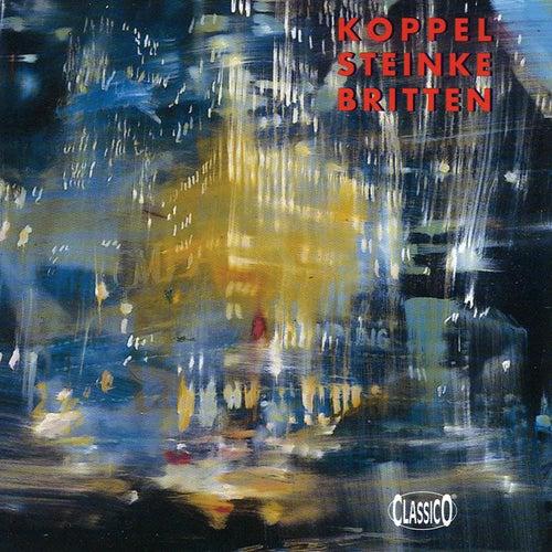 Play & Download Koppel: String Quartet No. 1 - Steinke: Native American Notes - Britten.: String Quartet No. 1 by Various Artists | Napster