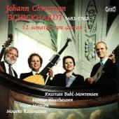 Schickhardt: 12 Sonatas for Guitar by Various Artists