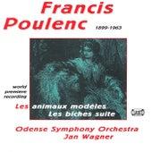 Poulenc: Les animaux modeles Suite / Les biches by Jan Wagner