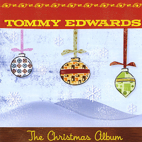 The Christmas Album by Tommy Edwards