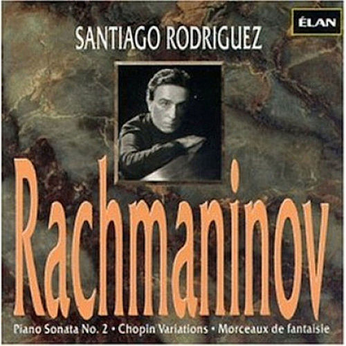 Complete Piano Works of Rachmaninov, Vol. 2 by Santiago Rodriguez
