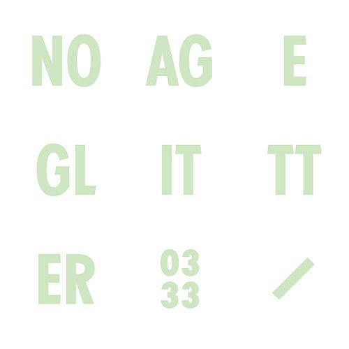 Glitter by No Age