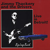 Play & Download Live in Detroit by Jimmy Thackery | Napster