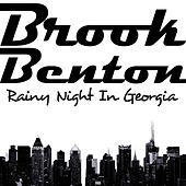 Play & Download Rainy Night In Georgia by Brook Benton | Napster