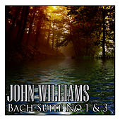Play & Download Bach Suite No. 1 & 3 by John Williams | Napster
