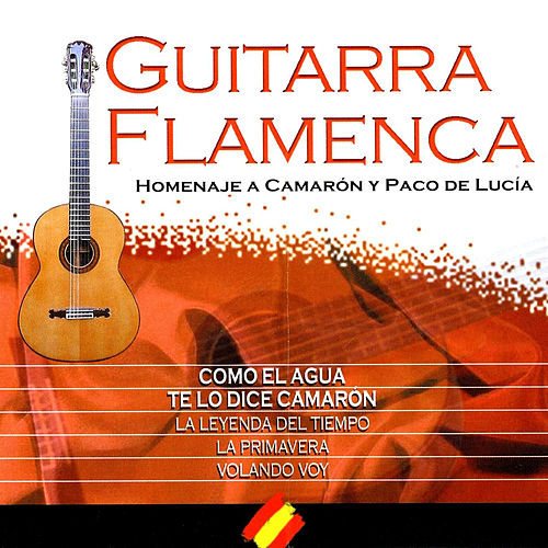 Nº 5 'Your Songs On Spanish Guitar' (Homenaje Flamenco A 'Camarón De La Isla') by Spanish Guitar