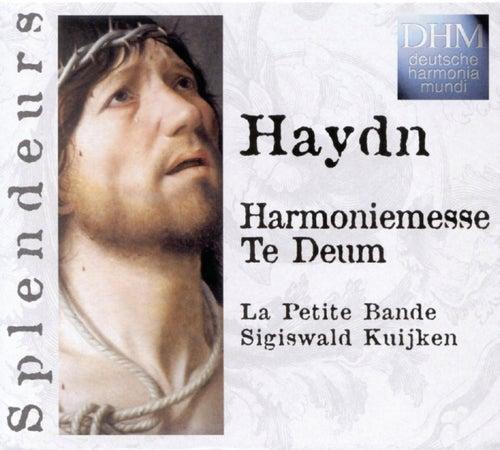 Haydn: Harmoniemess, Te Deum by La Petite Bande