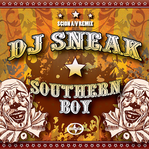 Scion A/V Remix: DJ Sneak 'Southern Boy' by DJ Sneak