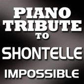 Impossible - Single by Piano Tribute Players