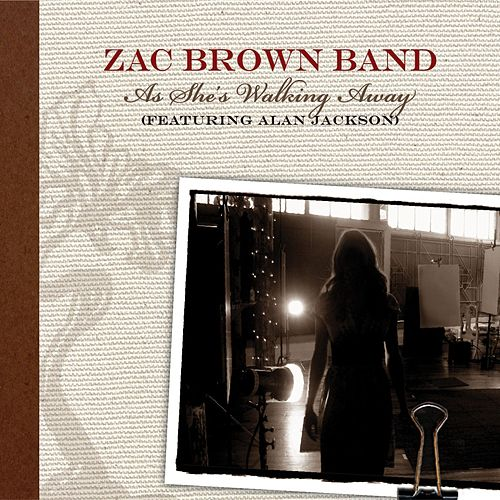 Play & Download As She's Walking Away by Zac Brown Band | Napster