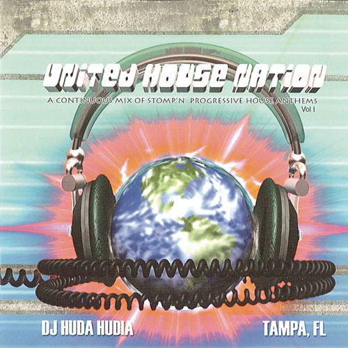 United House Nation Vol. 1 by Various Artists