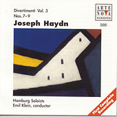 Haydn: Divertimenti Vol. 3 by Emil Klein