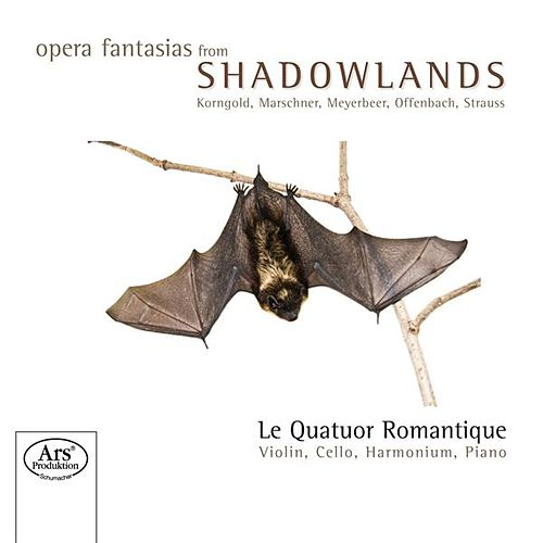 Opera Fantasias from the Shadowlands by Le Quatuor Romantique