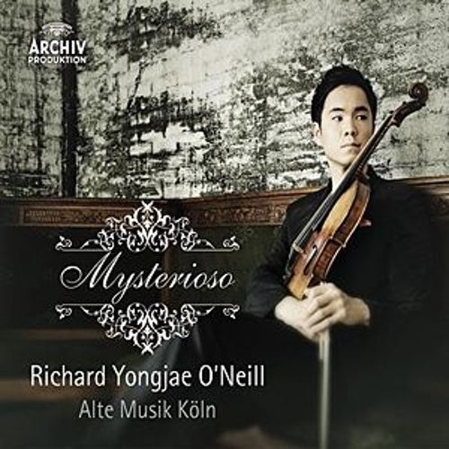 Play & Download Mysterioso by Richard Yongjae O'Neill | Napster