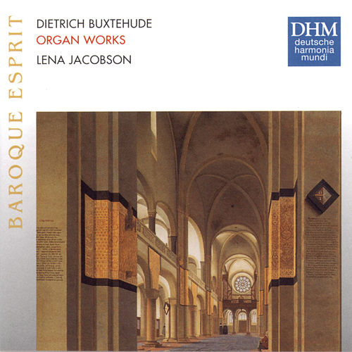 Buxtehude: Organ Works by Lena Jacobson