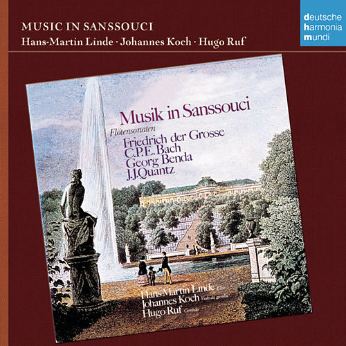 Play & Download Musik in Sanssouci by Hans-Martin Linde | Napster