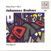 Brahms: Trio For Piano, Violin And Cello Vol. 1 by Trio Opus 8