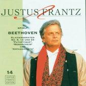 Play & Download Justus Frantz spielt Beethoven: Klaviersonaten No. 8, 14 und 23 by Justus Frantz | Napster