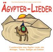 Ägypter-Lieder by Martin Göth