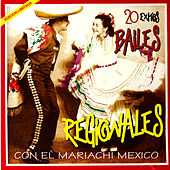 Play & Download 20 Exitos Bailes Regionales by Mariachi Mexico | Napster