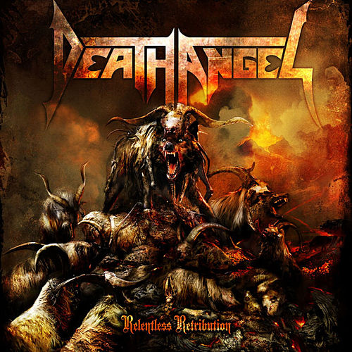 Relentless Retribution by Death Angel