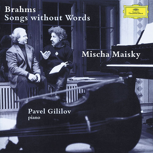 Play & Download Brahms: Songs without Words by Mischa Maisky | Napster