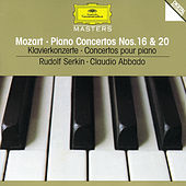 Play & Download Mozart: Piano Concertos Nos.16 & 20 by Rudolf Serkin | Napster