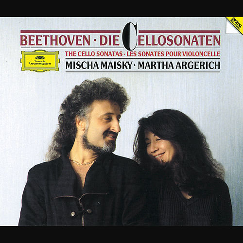 Play & Download Beethoven: The Cello Sonatas by Mischa Maisky | Napster