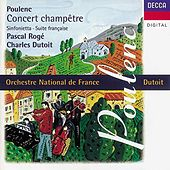 Play & Download Poulenc: Concert champêtre/Suite française/Sinfonietta etc. by Various Artists | Napster