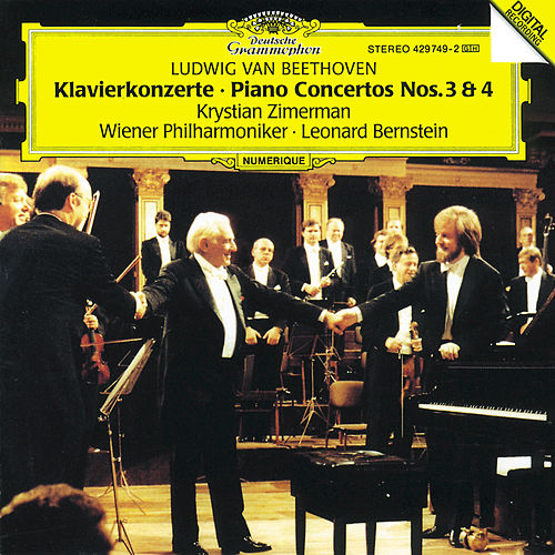 Play & Download Beethoven: Piano Concertos No.3 Op.37 & No.4 Op.58 by Krystian Zimerman | Napster