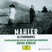 Play & Download Mahler: 10 Symphonies by Various Artists | Napster