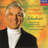 Play & Download Schubert: Sonata in A, D959/4 Impromptus by Vladimir Ashkenazy | Napster