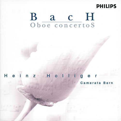 Play & Download Bach, J.S. / Bach, C.P.E.: Oboe Concertos by Heinz, Holliger | Napster