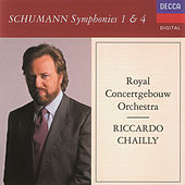 Schumann: Symphonies Nos. 1 & 4 by Royal Concertgebouw Orchestra