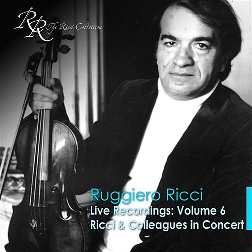 Play & Download Violin Recital: Ricci, Ruggiero - Shostakovich, D. / Schubert, F. / Spohr, L. by Various Artists | Napster