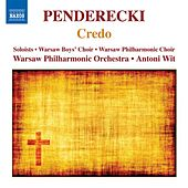 Play & Download Penderecki: Credo by Various Artists | Napster