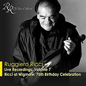 Play & Download Violin Recital: Ricci, Ruggiero - Bach, J.S. / Beethoven, L. Van by Various Artists | Napster