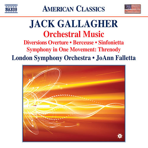 Play & Download Gallagher: Orchestral Music by JoAnn Falletta | Napster