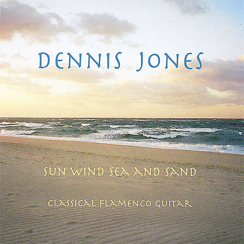 Sun Wind Sea and Sand by Dennis Jones